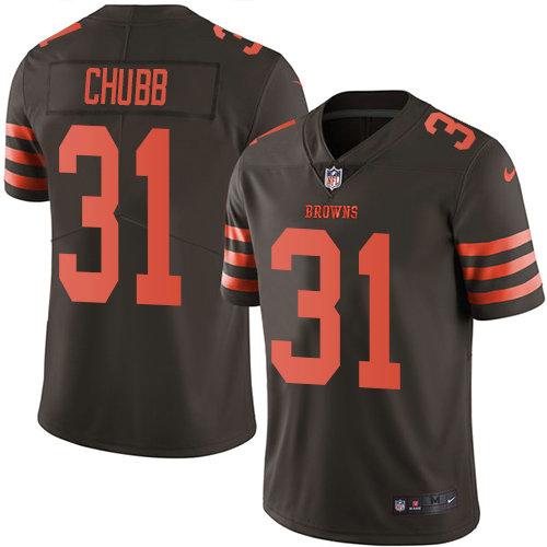 nick chubb nfl jersey