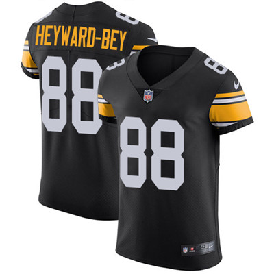 Nike Steelers #88 Darrius Heyward-Bey Black Alternate Men's Stitched NFL Vapor Untouchable Elite Jersey