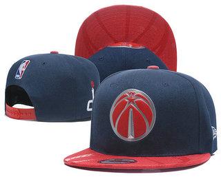 Washington Wizards Snapback Ajustable Cap Hat YD