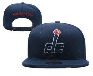 Washington Wizards Snapback Ajustable Cap Hat YD 1
