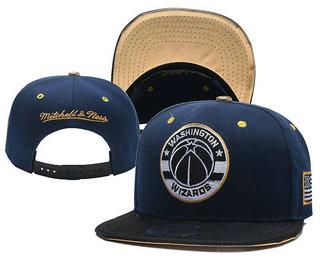 Washington Wizards Snapback Ajustable Cap Hat YD 2