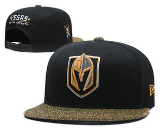 Vegas Golden Knights Snapback Ajustable Cap Hat 1