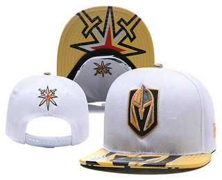 Vegas Golden Knights Snapback Ajustable Cap Hat 7