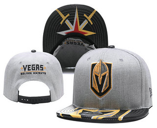 Vegas Golden Knights Snapback Ajustable Cap Hat 5