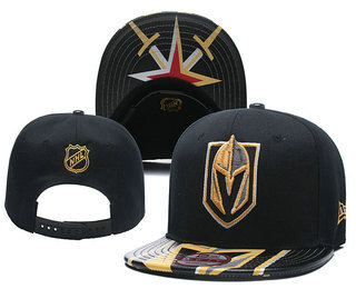 Vegas Golden Knights Snapback Ajustable Cap Hat 10
