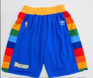 Denver Nuggets Blue Short