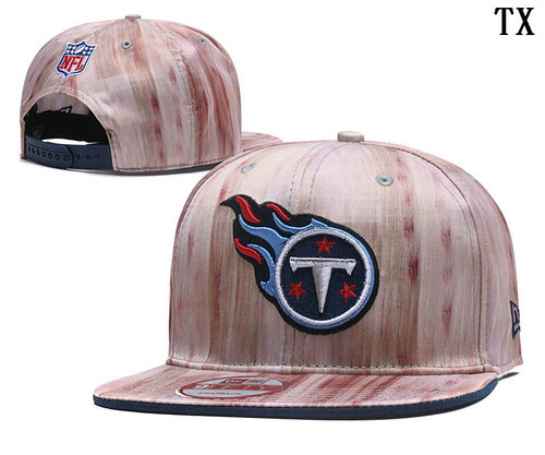 Tennessee Titans TX Hat