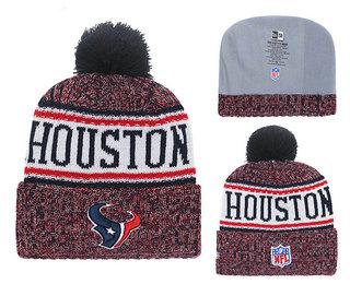Houston Texans Beanies Hat YD 18-09-19-01