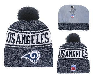 Los Angeles Rams Beanies Hat YD 18-09-19-01