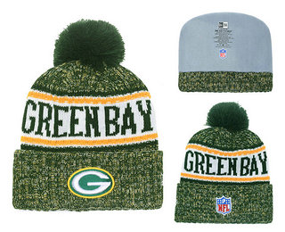 Green Bay Packers Beanies Hat YD 18-09-19-01