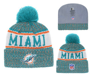 Miami Dolphins Beanies Hat YD 18-09-19-01