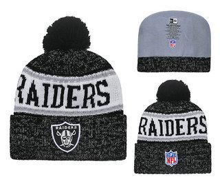 Oakland Raiders Beanies Hat YD 18-09-19-01