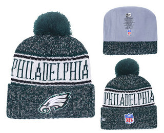 Philadelphia Eagles Beanies Hat YD 18-09-19-02