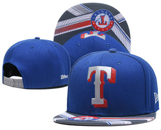 Texas Rangers Snapback Ajustable Cap Hat GS 5