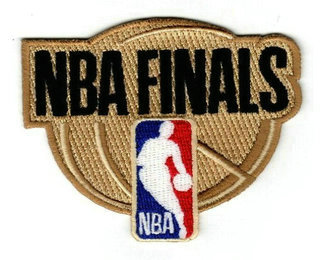 2019 NBA Finals Patch
