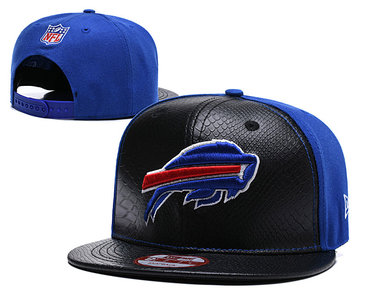 NFL Buffalo Bills Team Logo Gray Adjustable Hat YD