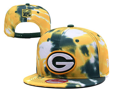 NFL Green Bay Packers Camo Hats