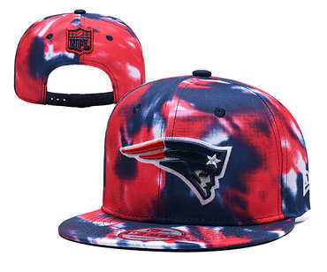 NFL New England Patriots Camo Hats