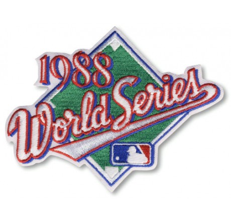 1998 MLB world series championship patch