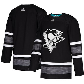 Men's Pittsburgh Penguins Black 2019 NHL All-Star Game Adidas Jersey