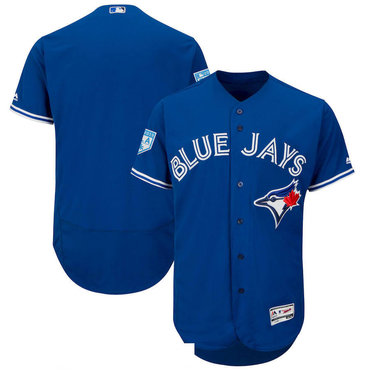 Men's Toronto Blue Jays Royal 2019 Spring Training Flexbase Jersey