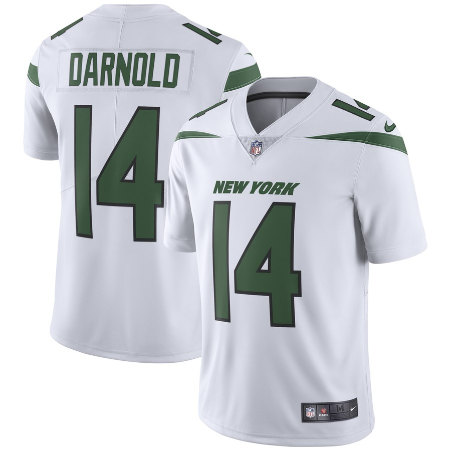 online store 96f6e 7b6d2 white new york jets jersey