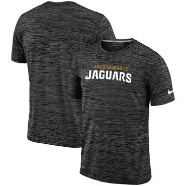 Nike Jacksonville Jaguars Black Velocity Performance T-Shirt