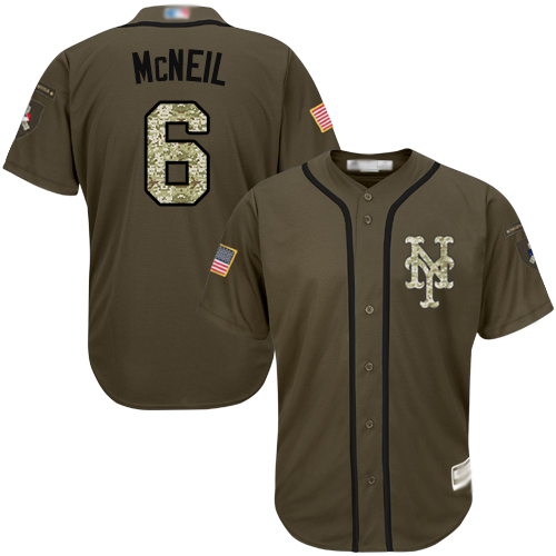 marlins #22 Sandy Alcantara Green Salute to Service Stitched Baseball Jersey
