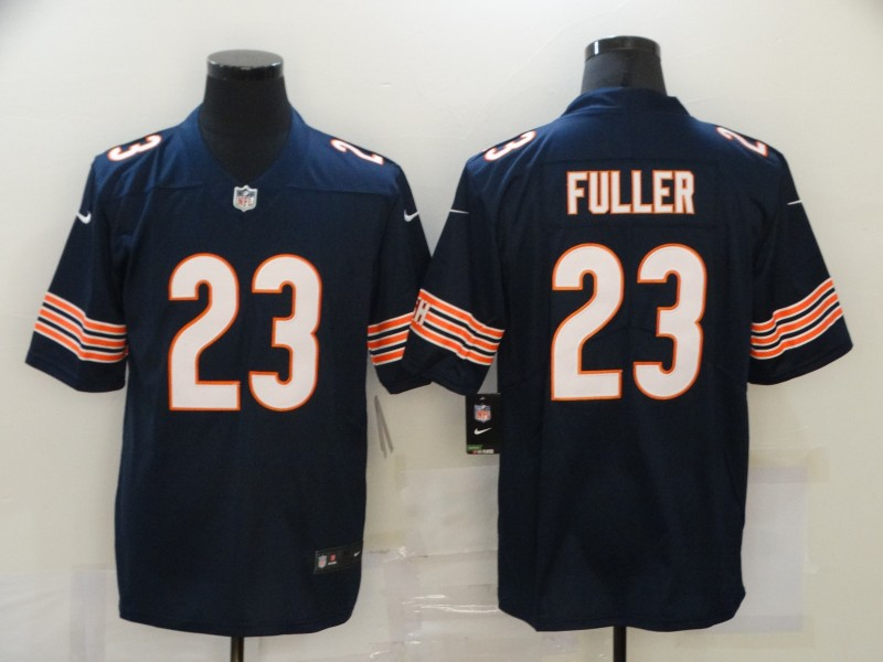 Men's Chicago Bears #23 Kyle Fuller Blue 2017 Vapor Untouchable Stitched NFL Nike Limited Jersey