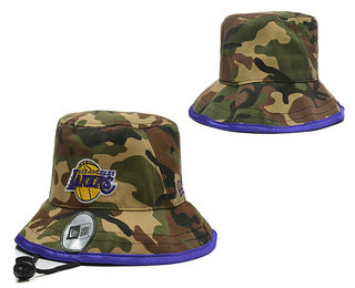 Los Angeles Lakers Snapback Ajustable Cap Hat YD 20-04-07-25