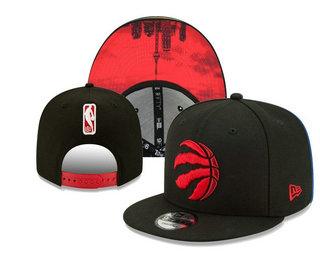 Toronto Raptors Snapback Ajustable Cap Hat YD 20-04-07-02