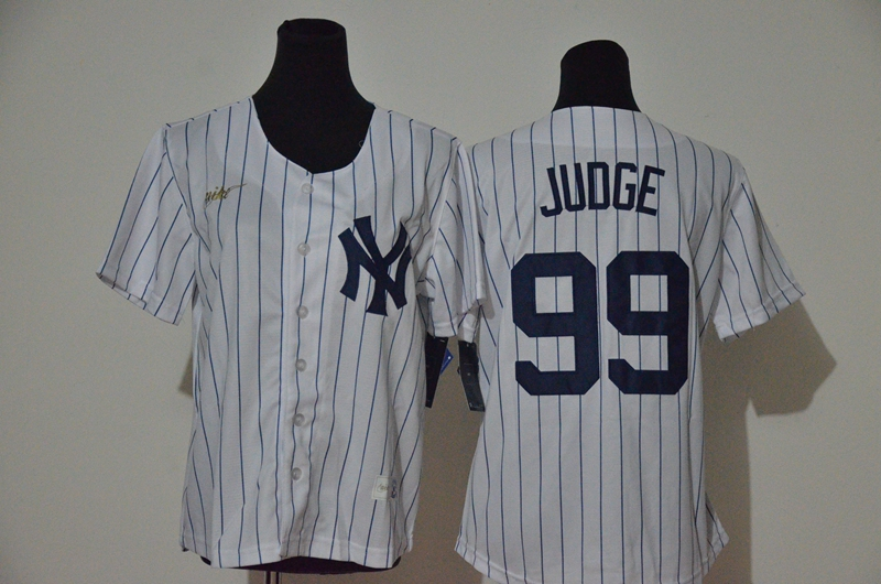 Women's New York Yankees #2 Derek Jeter No Name White Throwback Stitched MLB Cool Base Nike Jersey