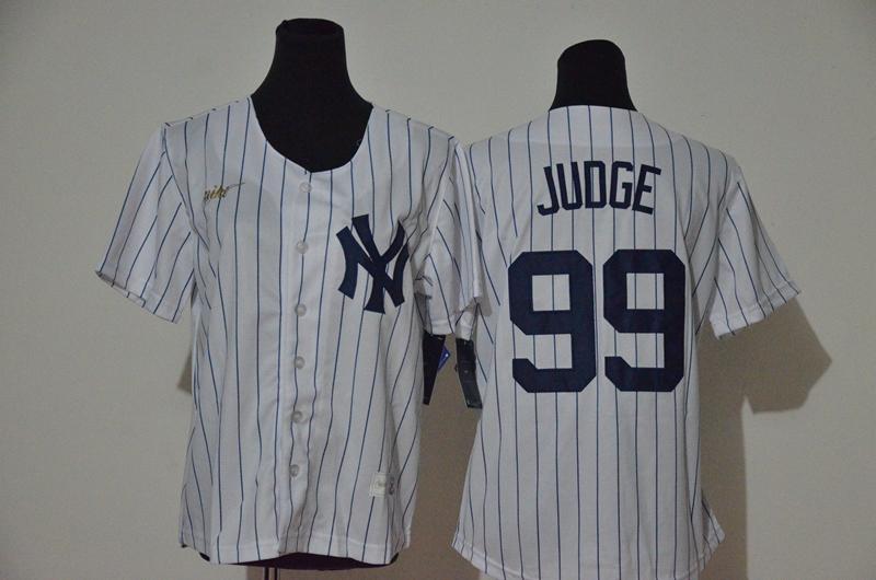 Youth New York Yankees #2 Derek Jeter No Name White Throwback Stitched MLB Cool Base Nike Jersey