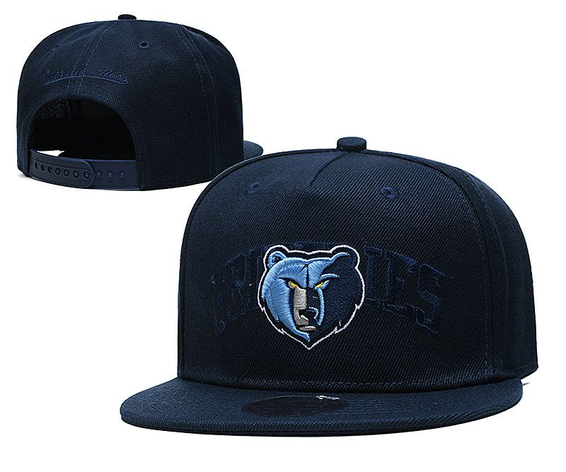 2021 NBA Memphis Grizzlies Hat TX326