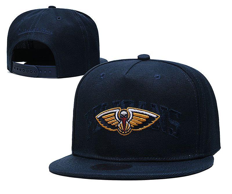 2021 NBA New Orleans Pelicans Hat TX326