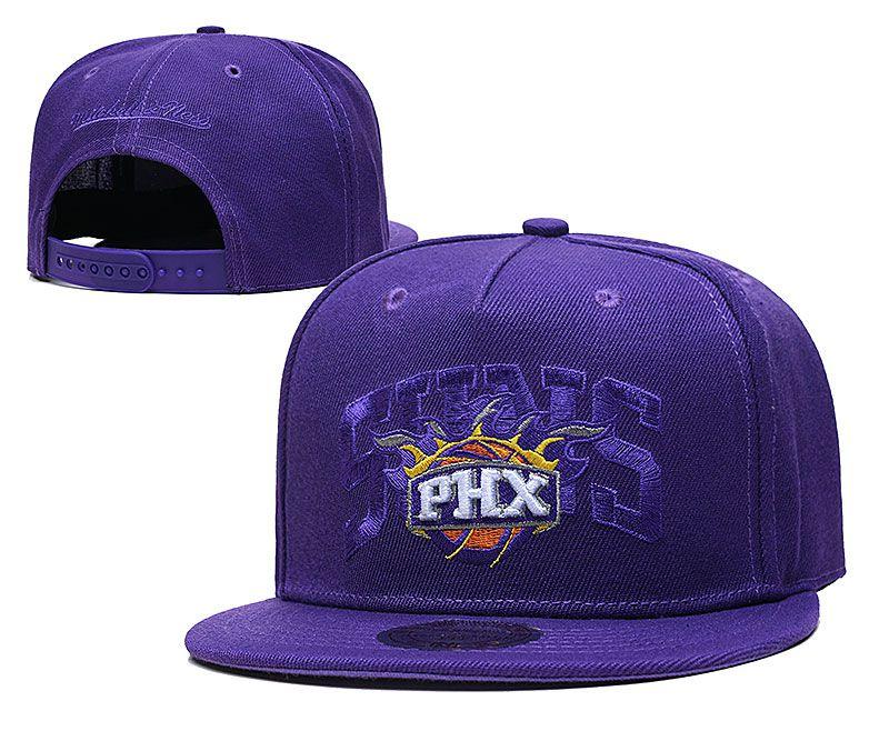 2021 NBA Phoenix Suns Hat TX326