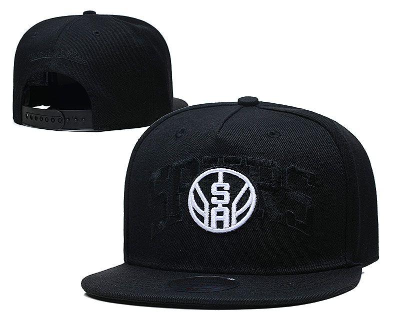 2021 NBA San Antonio Spurs Hat TX326