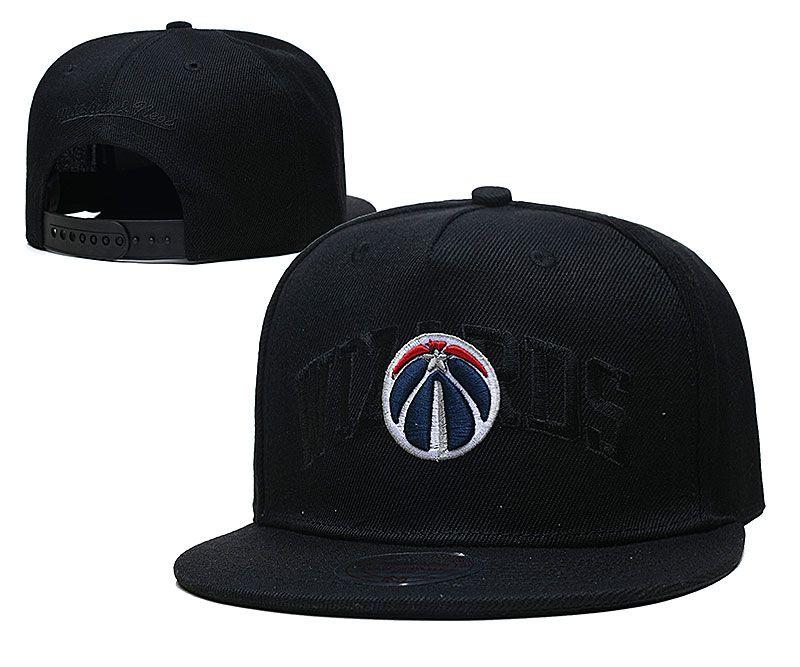 2021 NBA Washington Wizards Hat TX326