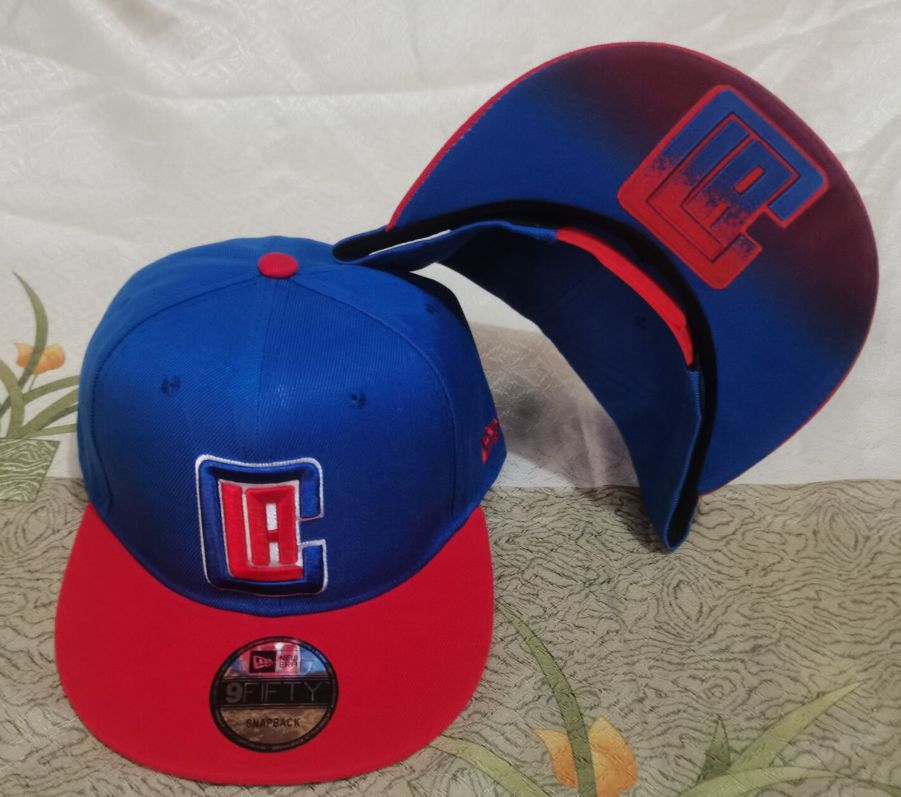2021 NBA Los Angeles Clippers Hat GSMY610