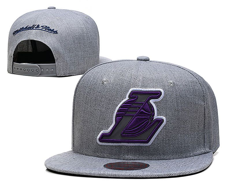 2021 NBA Los Angeles Lakers Hat TX4272