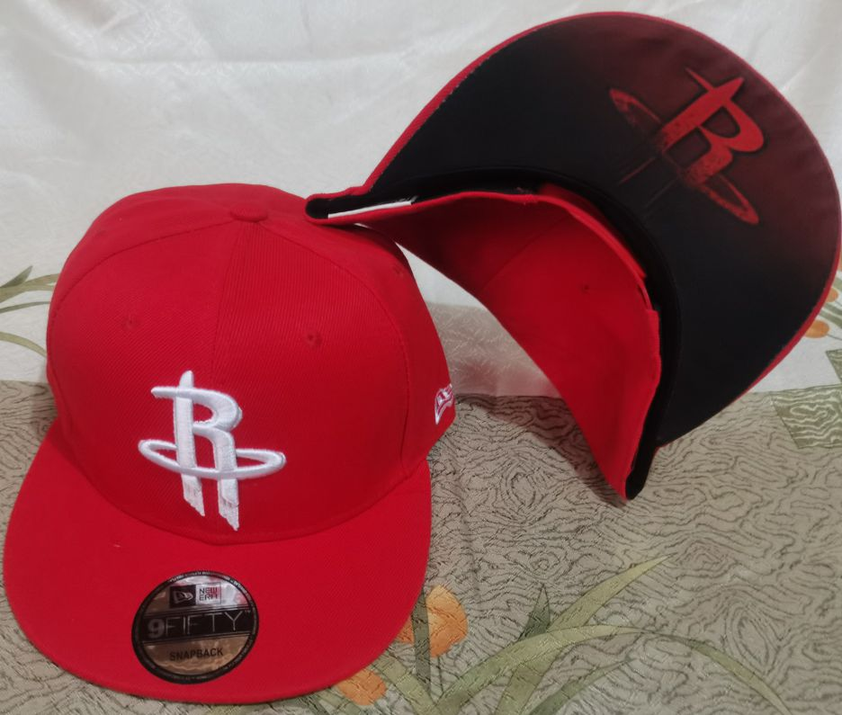 2021 NBA Houston Rockets Hat GSMY610