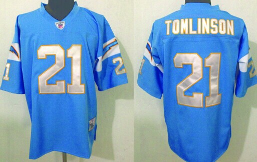 san diego chargers tomlinson jersey