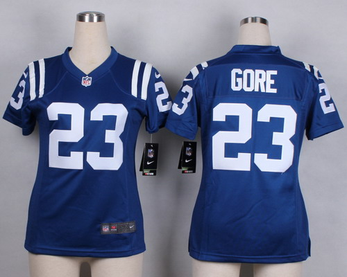 frank gore jersey number