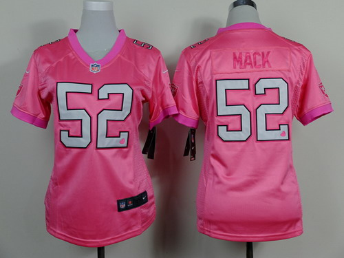eed192bb pink raiders jersey