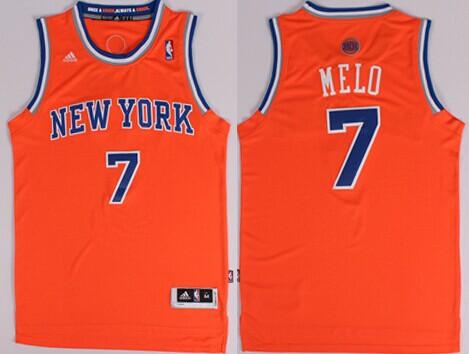 knicks orange jersey