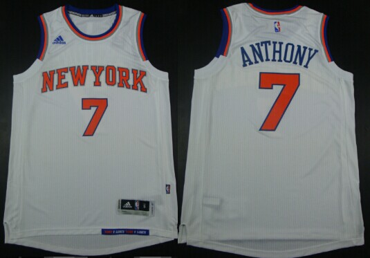 30 Blue Sale Cheap Swingman 7 wholesale Carmelo On for Jersey York From New Knicks Revolution China 2014 Anthony