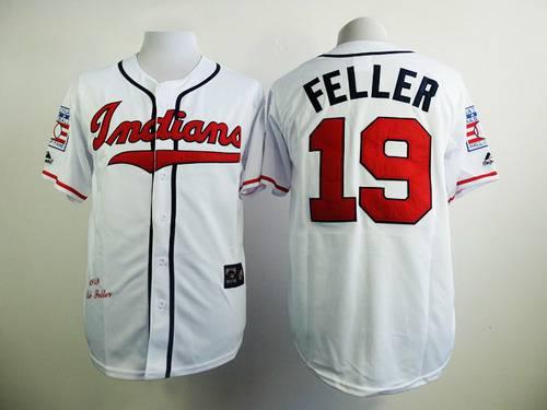 half off 006ba 4bcc7 1948 Indians Cleveland 1948 Jersey Indians Cleveland ...
