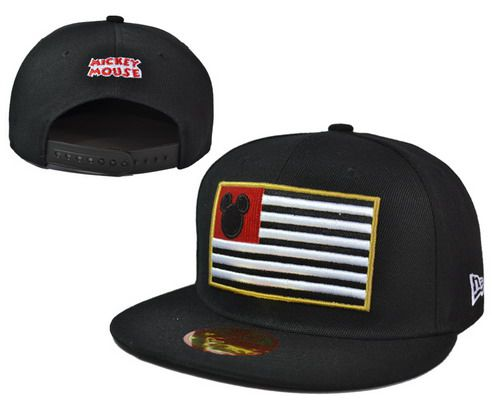 Marvel Super Hero Squad Mickey Mouse Adjustable Snapback LH03