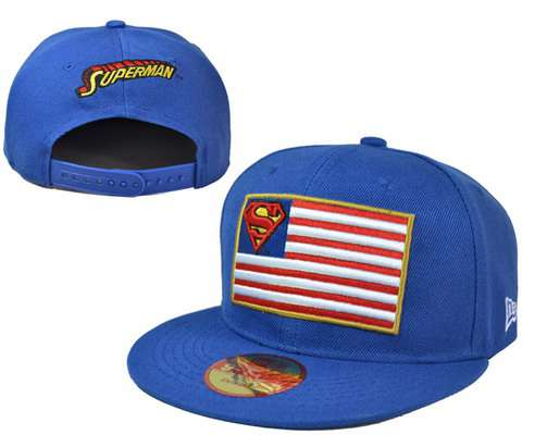 Marvel Super Hero Squad Super Man Adjustable Snapback LH02