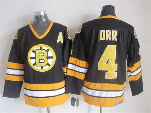 pretty nice e605e 6985c mens boston bruins 7 phil esposito 1959 60 yellow ccm ...
